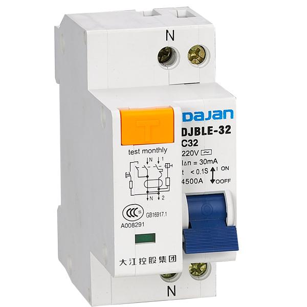 DJBLE-32 系列漏电断路器