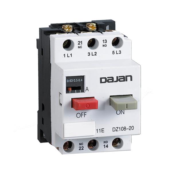 DZ108 系列塑料外壳式断路器