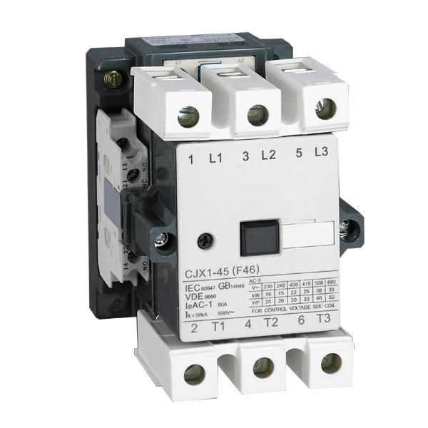 CJX1-N 系列交流接触器