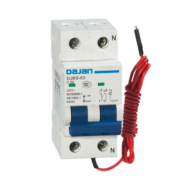 DJBS-63 系列预付费电表专用小型断路器